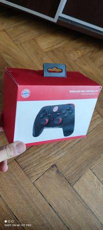 Wireless Pro Controller FC Bayern PS4 PlayStation 4 Jak Nowy