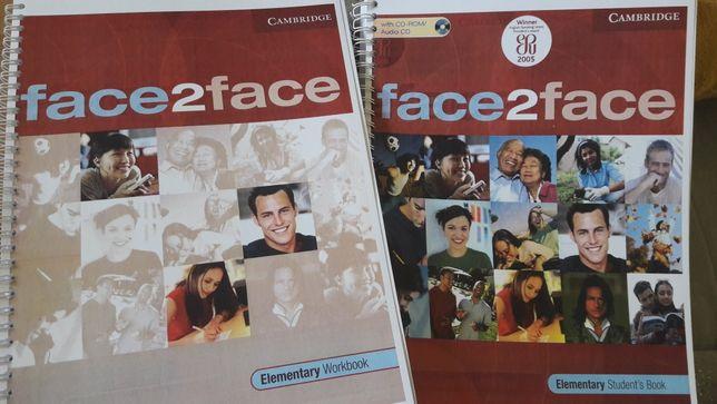 Face two Face кгиги з англійської