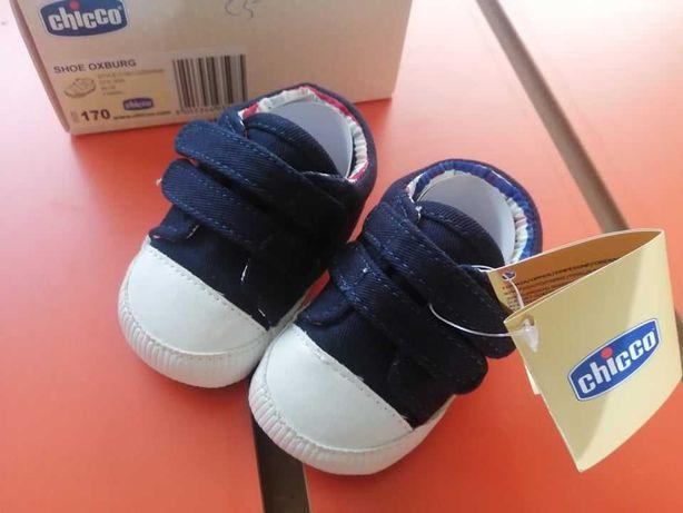 Sapatos bebé Chicco Oxburg
