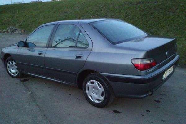 peugeot 406 ano 1997 pessas 1.8 gasolina