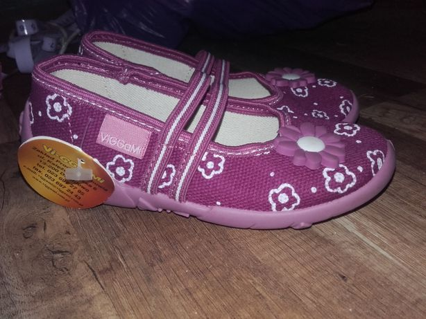 Buty buciki trampki viggami. Rozmiar 26 wkładka 16cm