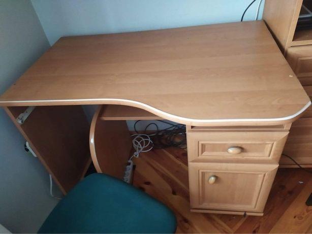 Używane biurko odbiór osobisty