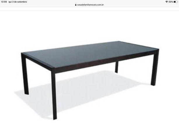 Mesa design nova/ na embalagem