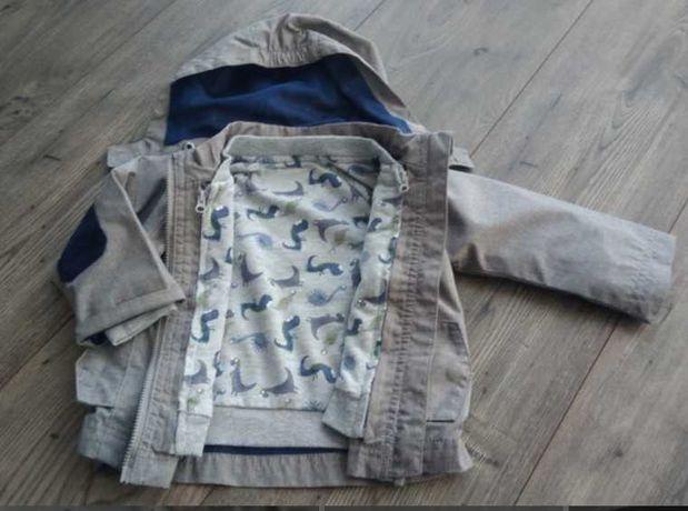Kurtka i bluza SMYK Cool Club rozmiar 68