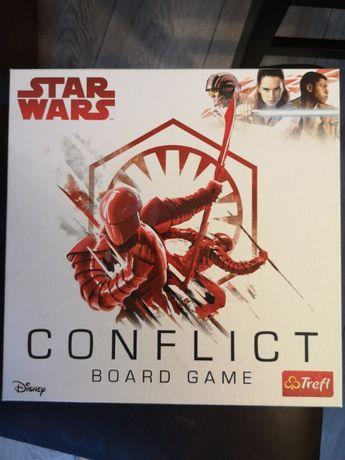 Gwiezdne wojny. Star Wars Conflict - gra planszowa 12+