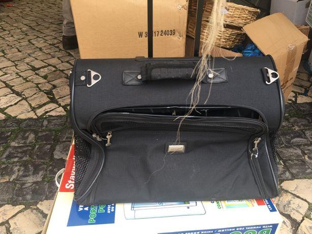 trolley mala para transporte de caes.nova. OSchinOS com chave