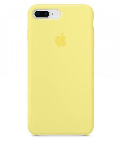 Силиконовый чехол silicone case на айфон 7+/8+