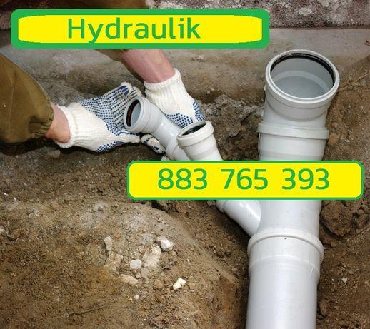 Hydraulik Gdańsk i okolice- Pomoc Szybko i profesjonalnie! Dzwoń Teraz