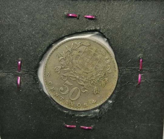 50 centavos 1968