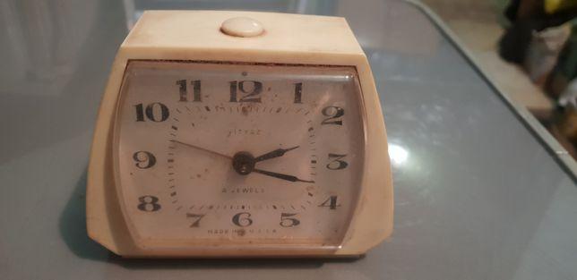 Przedmiot retro dla kolekcjonera stary budzik/ zegar , stan dobry !