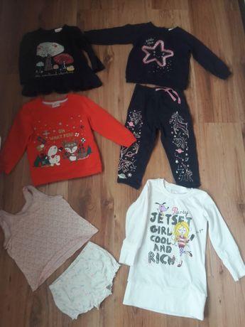 Ubranka dziecięce od 86 do 128