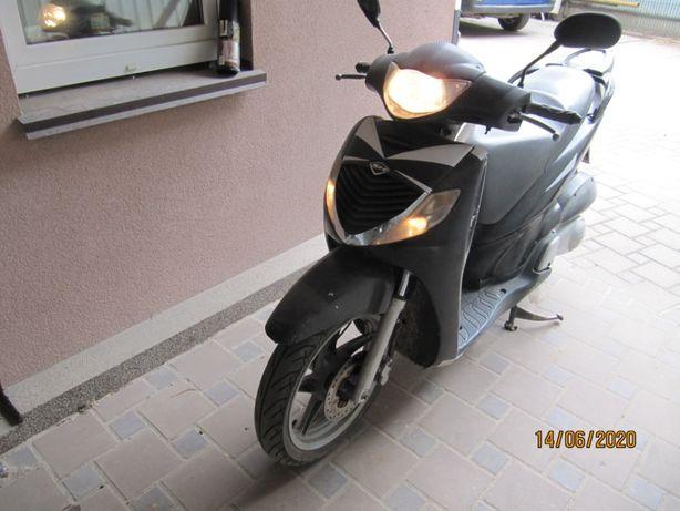 Honda SH150I (инжектор)