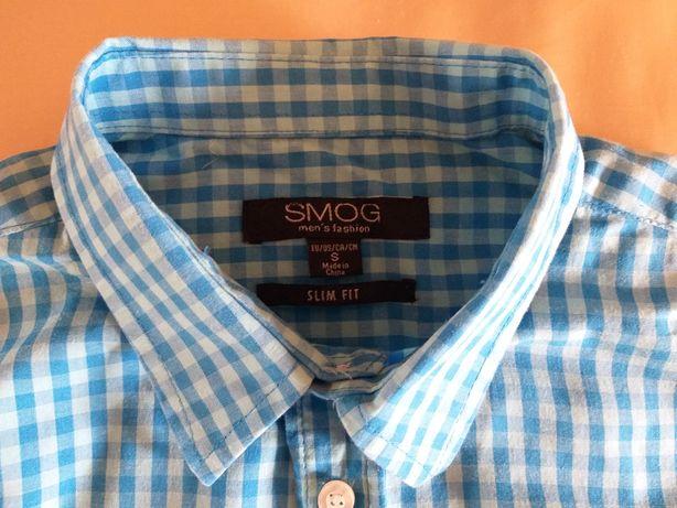Koszula  juniorska SMOG