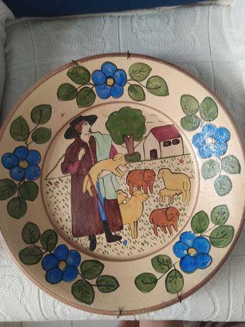 Pratos típicos alentejanos assinados pelo artesão