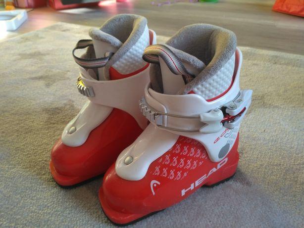 Детские горнолыжные ботинки HEAD Edge J размер 16.5