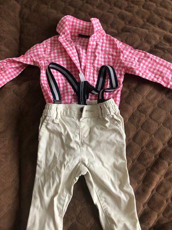 Костюм для маленького модника  куплен в Америке