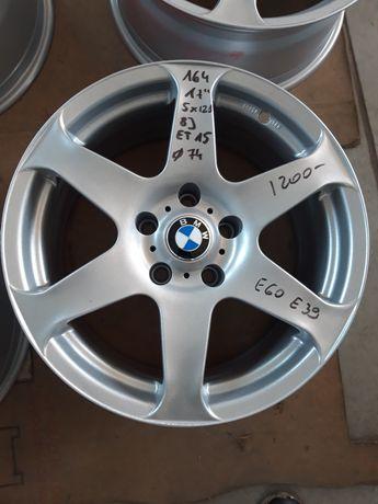 164 Felgi Aluminiowe BMW R17 5x120 otwór 74 IDEALNE E60 E39