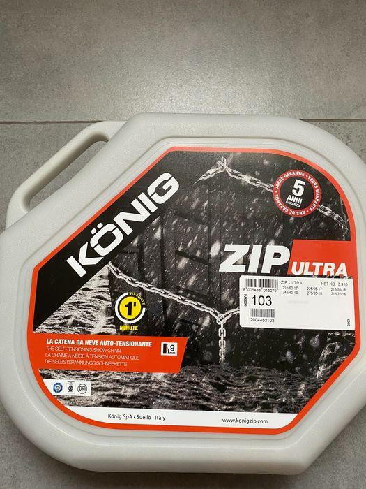 Łańcuchy KONING Zip Ultra 9mm Szczawno-Zdrój - image 1