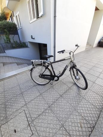 Bicicleta elétrica QWIC Trend 3