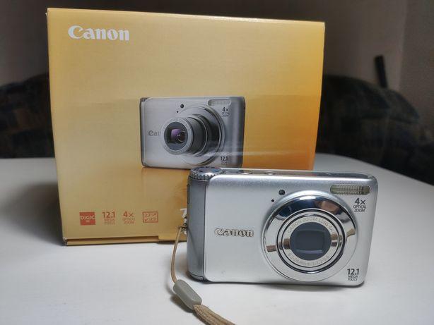 Цифровой фотоаппарат Canon A3100 is