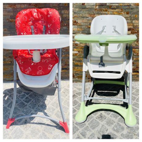 2 Cadeiras de Refeição
