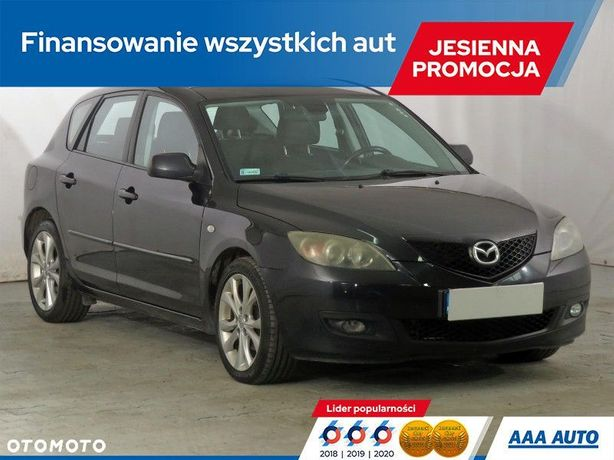 Mazda 3 1.6, Klimatronic,ALU