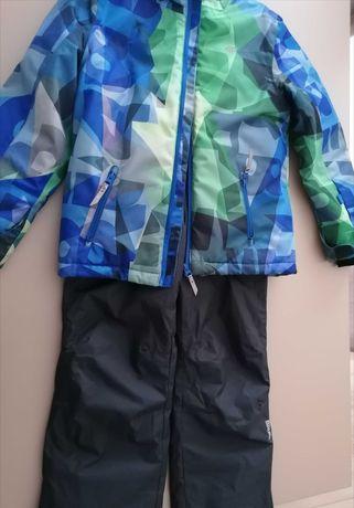 Zestaw narciarski kurtka 4f spodnie Brugi
