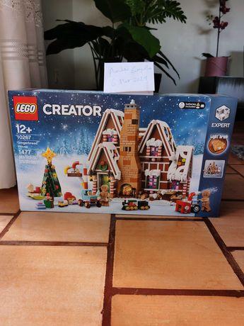 Lego 10267 Gingerbread House Casa Gengibre (c/oferta set)