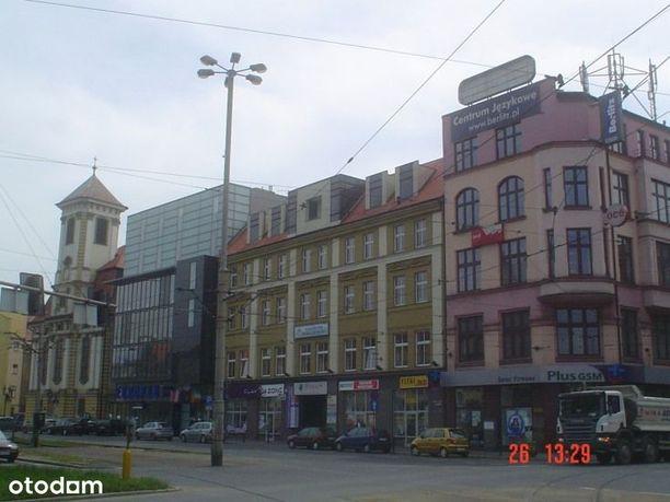 Stare miasto, lokal na poziomie -1, pow. 165,50 m2