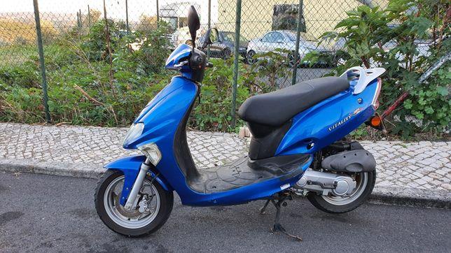Kymco Vitality 50cc Scooter