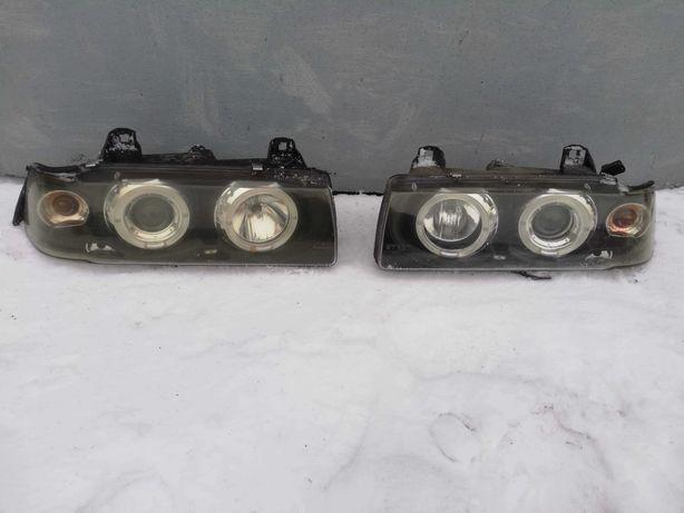 Reflektory BMW e36 przód
