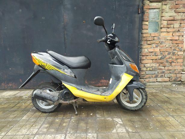 Продам скутер Suzuki let's