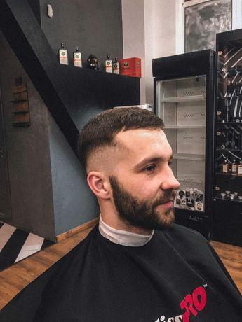 Услуги барбера ( муржской парикмахер)