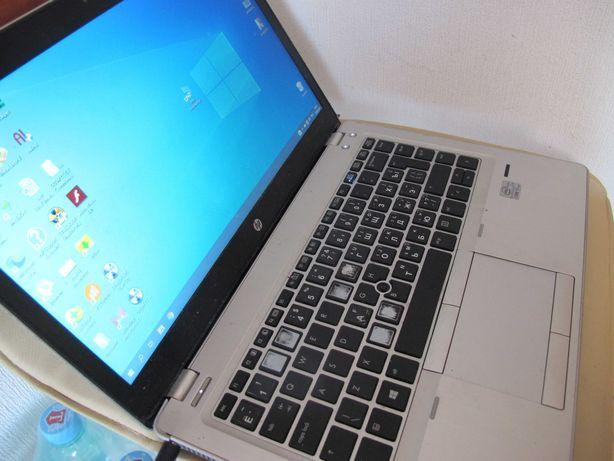 HP Folio 14 iPS, cor i7,  SSD, ультрабук с подсветкой клавиатуры