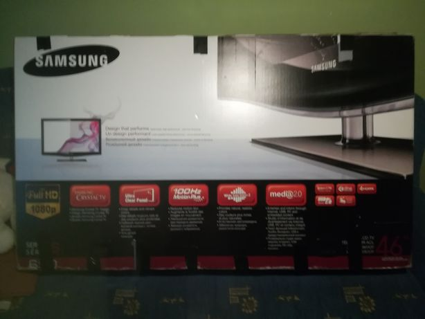 TV Samsung LCD 46cali 100Hz model LE46B650T2W