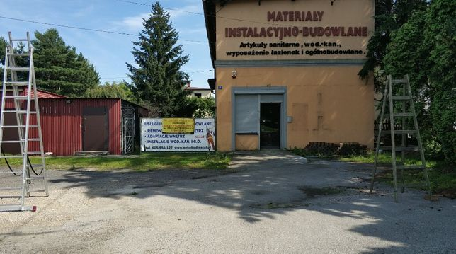 Wynajmę MAGAZYN/sklep/biuro w ścisłym centrum ORZESZA