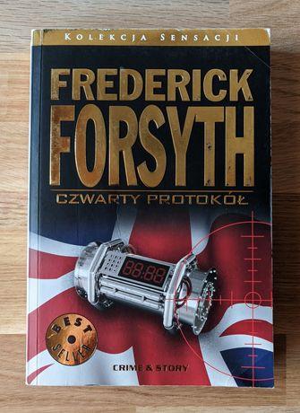 Sensacja Frederick Forsyth - Czwarty protokół Paczkomat
