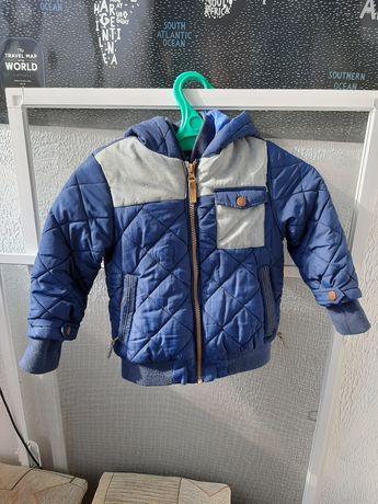 Куртка демісезон 92-98 розмір