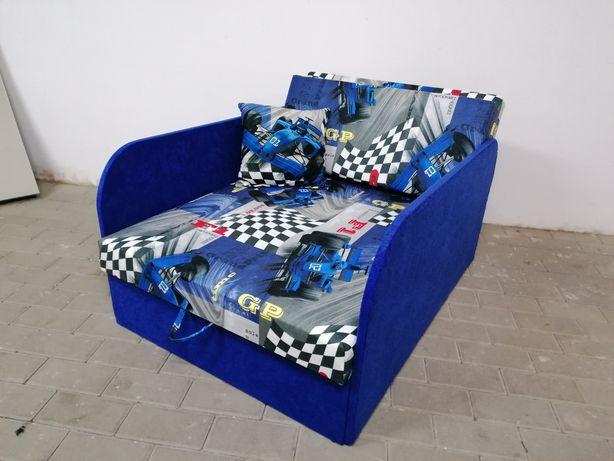 Sofa dla dziecka amerykanka długie boki szybka realizacja Nowość