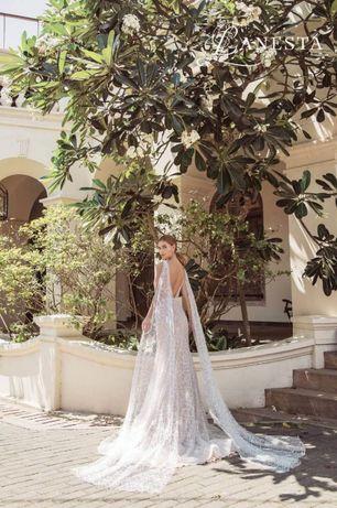 продам свадебное платье от бренда LANESTA s