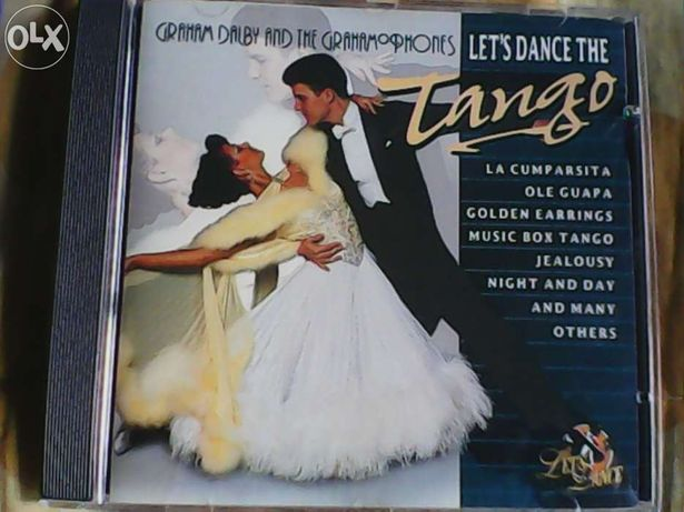 Let´s Dance the Tango, CD