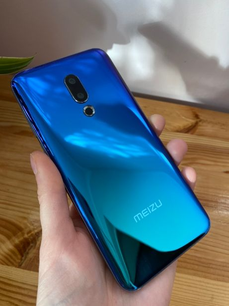 Meizu 16th 8/128Gb Dual Aurora Blue