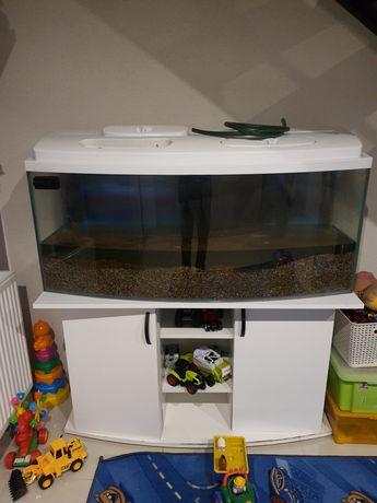 Akwarium profilowane 120x60x40