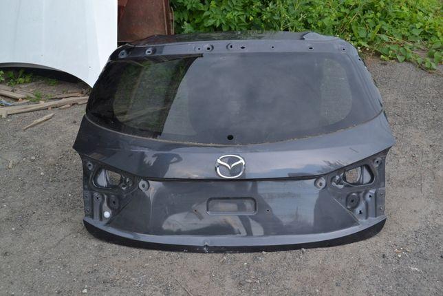 Крышка багажника до легкового авто Mazda 3 хетчбек 2013-