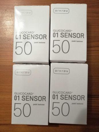 Glucocard 01 sensor
