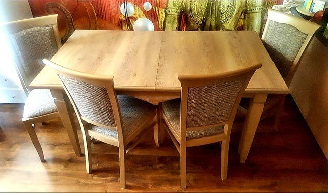 Zestaw Kent stół+krzesła