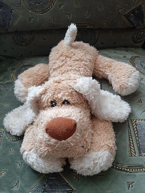 Лающий пес.мягкая игрушка.собака