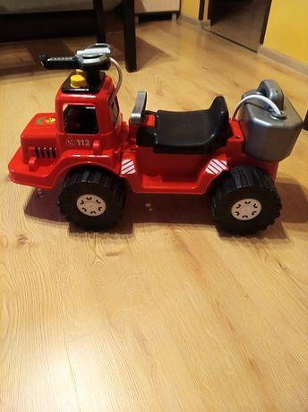 Wóz strażacki pojazd zabawka praktycznie nowy.
