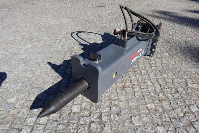 Terex TXH4400 Martelo Hidráulico