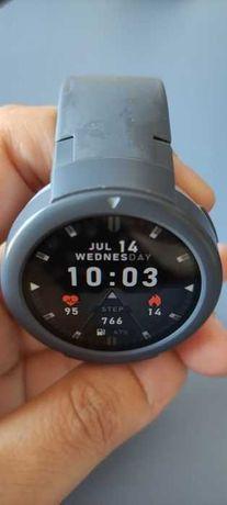 Smartwatch Xiaomi Amazfit Verge Lite GPS com garantia